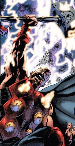 Thor Odinson Ragnarok (Earth-616) Dark Avengers 189