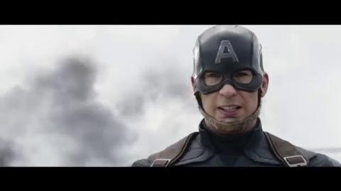 Captain America Civil War 'Cap Is Dangerous' TV Spot (New Footage)