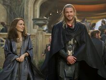 Thor & Jane Foster - the Dark World 003