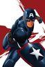 Captain America Steve Rogers Vol 1 1 Epting Variant Textless