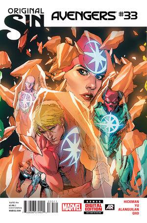 Avengers Vol 5 33