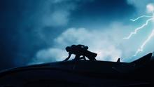 Тор находит Локи на Земле - Мстители фильм