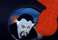 SM and His Amazing Friends S3E2 Dracula and Spidey