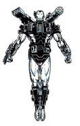 Armure d'Iron Man MK XI