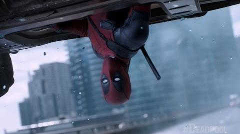 Deadpool IMAX® TV Spot