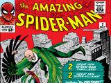 O Espantoso Homem-Aranha Vol 1 2