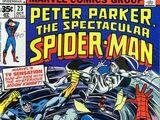 Peter Parker, O Espetacular Homem-Aranha Vol 1 23