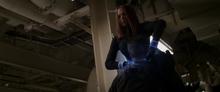 Black Widow fight