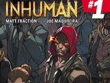 Inhuman Vol 1 1
