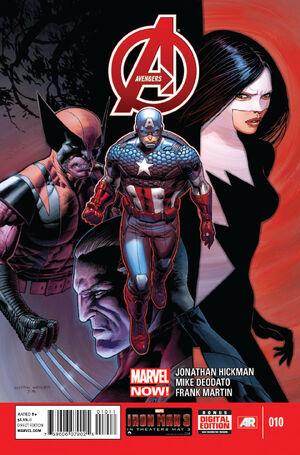 Avengers Vol 5 10