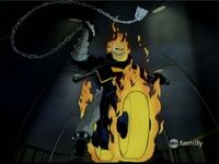 Ghost Rider Chain Whip
