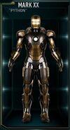 Armure d'Iron Man MK XX (Terre-199999)