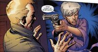 USM 128 Aunt May vs Eddie Brock