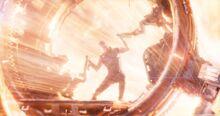 Тор помогает Эйтри - Война бесконечности
