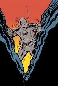 La naissance d'Iron Man!