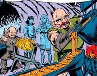 Dwarves are manufacturing golden hairs Earth-616