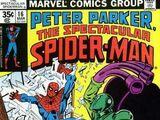 Peter Parker, O Espetacular Homem-Aranha Vol 1 16