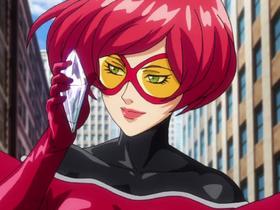Rachel Leighton (Tierra-14042) de Marvel Disk Wars The Avengers Temporada 1 4