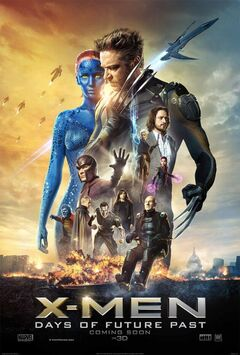 X-Men Days of Future Past (film)