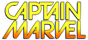Captain Marvel (2014) Logo