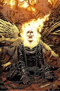 Motoqueiro Fantasma Johnny Blaze