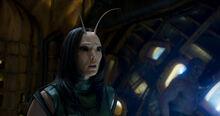 Мантис присоединяется к Стражам - Стражи галактики 2