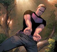 Civil War II 3 Clint is surrendering to superheroes