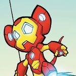 Iron Mouse