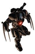 Armure d'Iron Man MK XLVIII