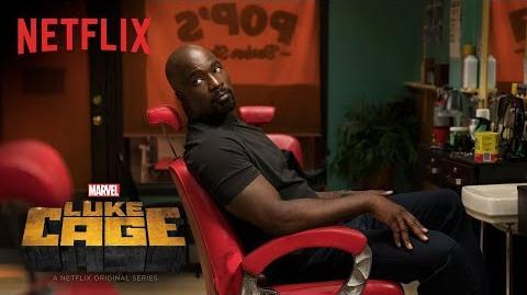 Luke Cage - Season 2 Date Announcement HD Netflix