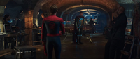 Spider-Man Far From Home Fury's bse of Venice