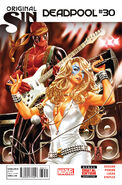 Deadpool Vol 3 30A