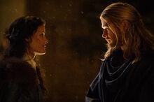 Тор общается с Сиф - Царство тьмы