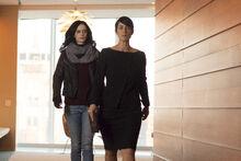 Джессика Джонс 1 1 - Джессика и Хогарт