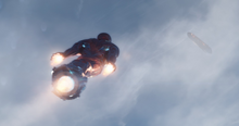 Железный человек мчится спасать Паркера - Война бесконечности