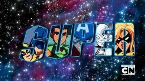 The Super Hero Squad Show Season 2 Intro Opening Theme with Lyrics
