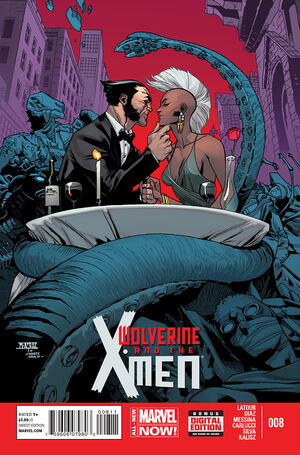Wolverine and the X-Men Vol 2 8