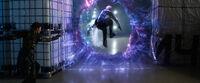 Blink opens the portal for Bobby