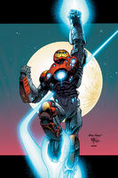Bio-Armure d'Iron Man MK I (Terre-55921)