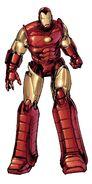 Armure d'Iron Man MK XXVII