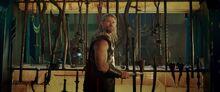 Тор выбирает оружие - Рагнарек
