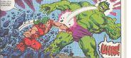 Doc Samson vs The Hulk 01
