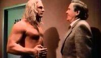 Thor meets McGee