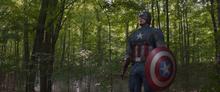 Капитан Америка вернул свою старую форму - Другая война