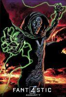 Fantastic Four 2015 poster Dr. Doom