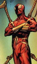 Michael van Patrick (Patrick) (Terra-616) from Avengers The Initiative Vol 1 35