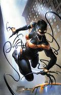 The Mighty Captain Marvel 3 Crain Venomized Variant