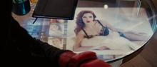 Natalie Rushman Photo Shoot (Iron Man 2)
