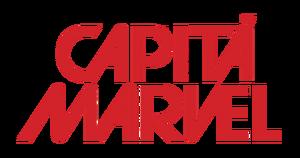 Capitã Marvel (BR) logo