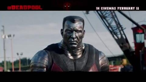 Deadpool official spot 1 US (2016) Ryan Reynolds